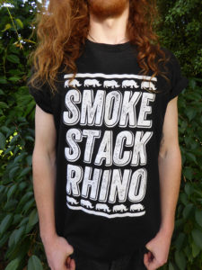 Rhino Stacked - Black